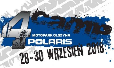 Polaris Camp 4 Motopark Olszyna